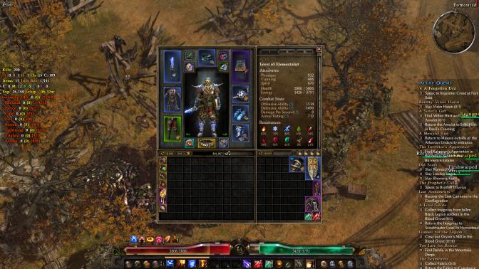 PC Gaming Review – Grim Dawn – Past Prime Gaming – PC Gaming